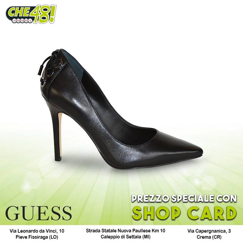 wholesale dealer 11f1f b1473 Guess scarpa donna con tacco | Calzature, scarpe e ...