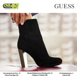 Guess tronchetto donna ee00ff6c32a